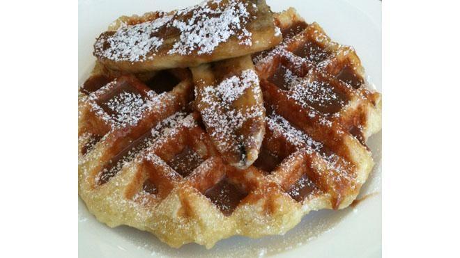 Liege Waffles | Recipe