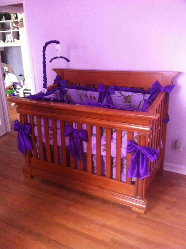 Orange and camo bedding set in addition purple camo baby crib bedding