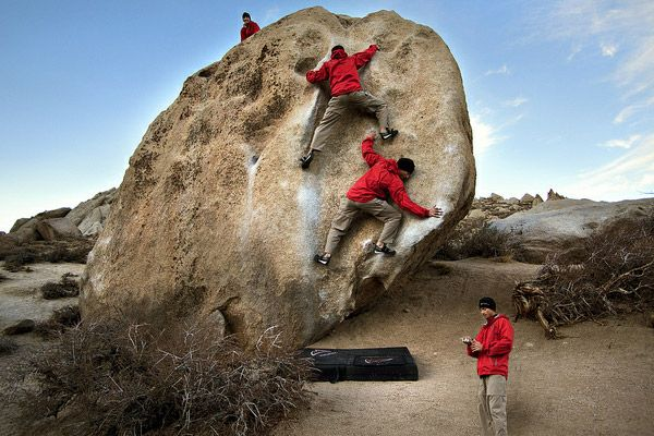 sequence imaging #bouldering