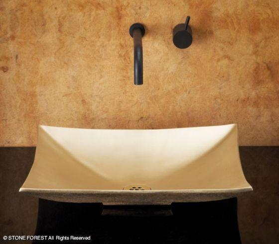 Stone Forest Sinks : Stone Forest;Bronze Zen Sink/ 3