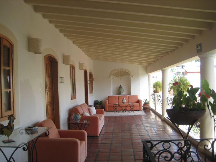 mexican veranda