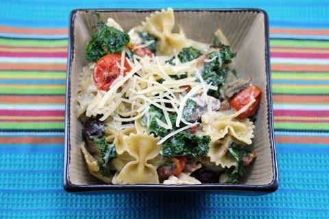 Roasted Vegetable Pasta with Lemon Sauce | Favorite Recipes | Pintere ...