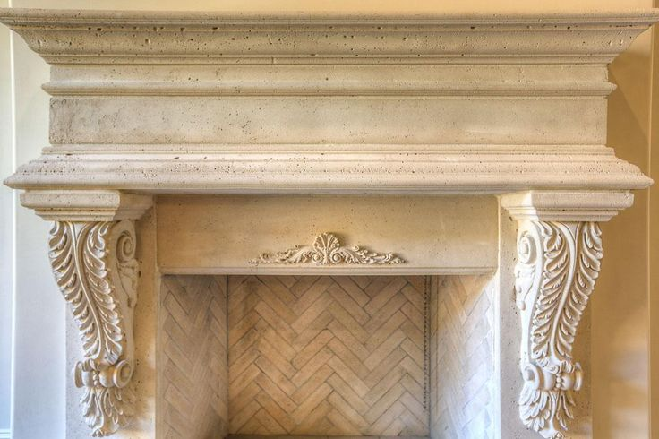 French Country Fireplace Fire Place Loving Pinterest