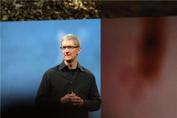 Tim cook apple ceo wwdc 2012 opening keynote address