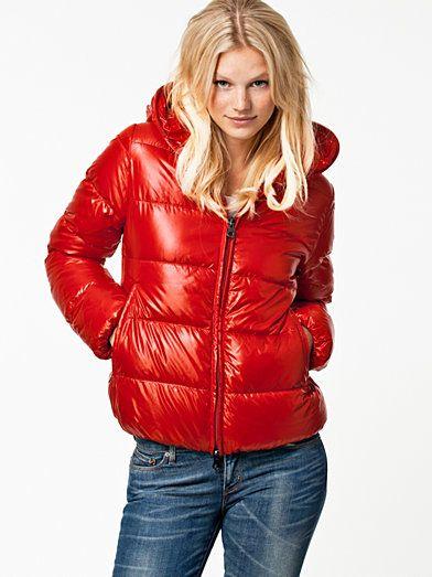 red valentino down jacket
