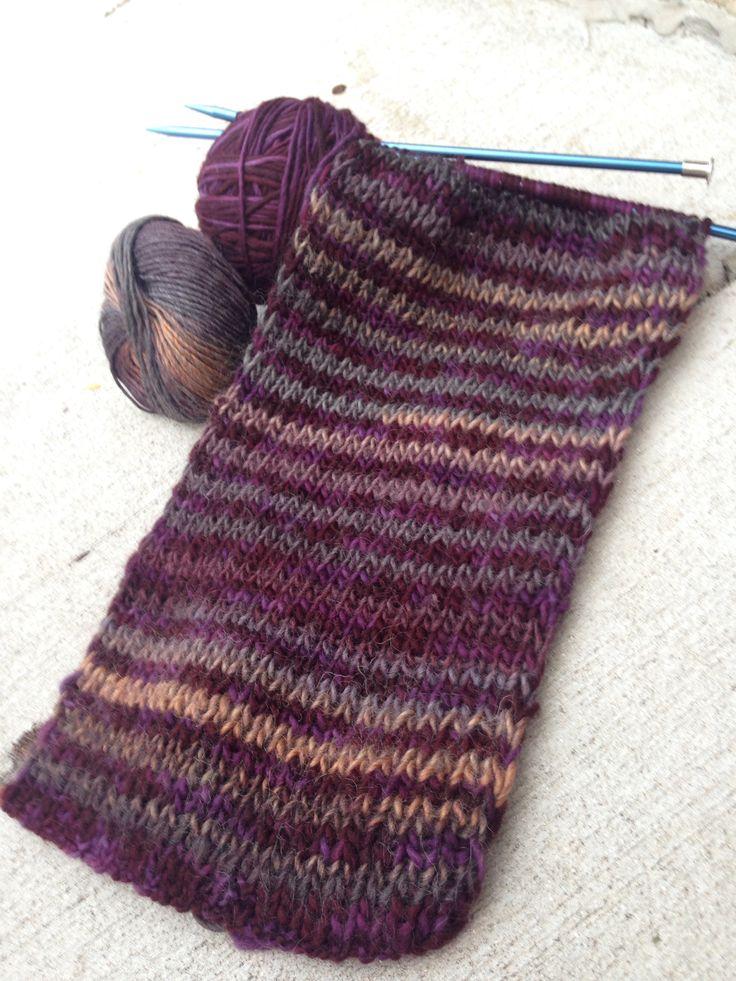 Knit Purl Stitch Alternating : Pin by Elizabeth Ridgway on Needlesaurus Pinterest