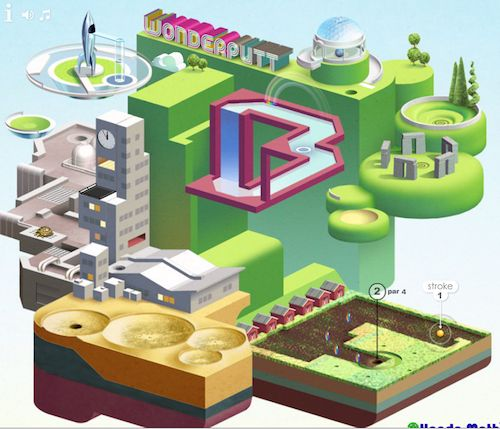 Hooda math collection of fun computer games for kids