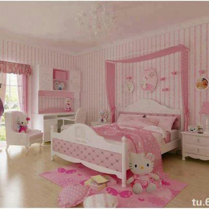 Girls Dream Bedrooms Unique Design Decoration