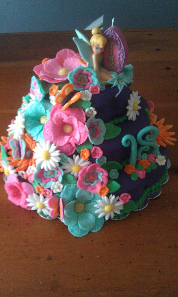 Birthday Cake Pics For Daughter : Daughters 18th Birthday cake. 18th birthday cakes ...