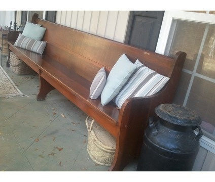 Antique Church Pew Is A Benches Stools For Sale In Fairhope Al Benches Pinterest