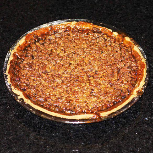 Bourbon-Pumpkin Pecan Pie - REMCooks | Desserts - Pies/Tarts | Pinter ...