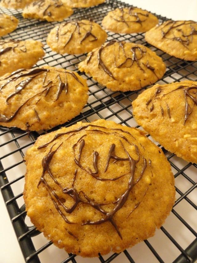 The Treats Truck's Pumpkin Swirl Cookies Recipes — Dishmaps