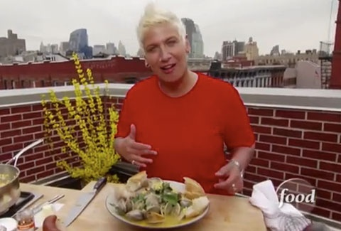 SheWired - Vote For Out Chef Michelle Ragussis' 'My New England' Pilot to Win 'The Next Food Network Star'