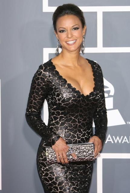 Eva La Rue Annual Grammy Awards Feb