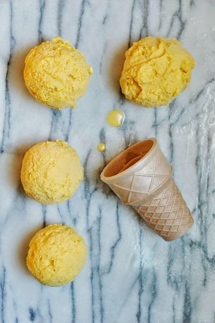 kumquat: Mango-Orange Julius Coconut Milk Ice Cream