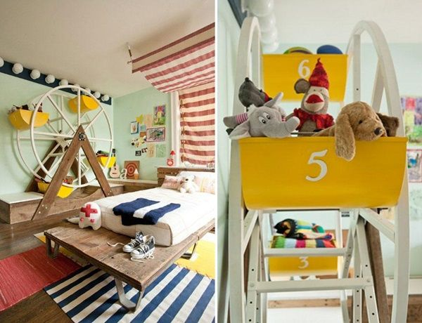 Quarto infantil Bedrooms - Home Decor Pinterest