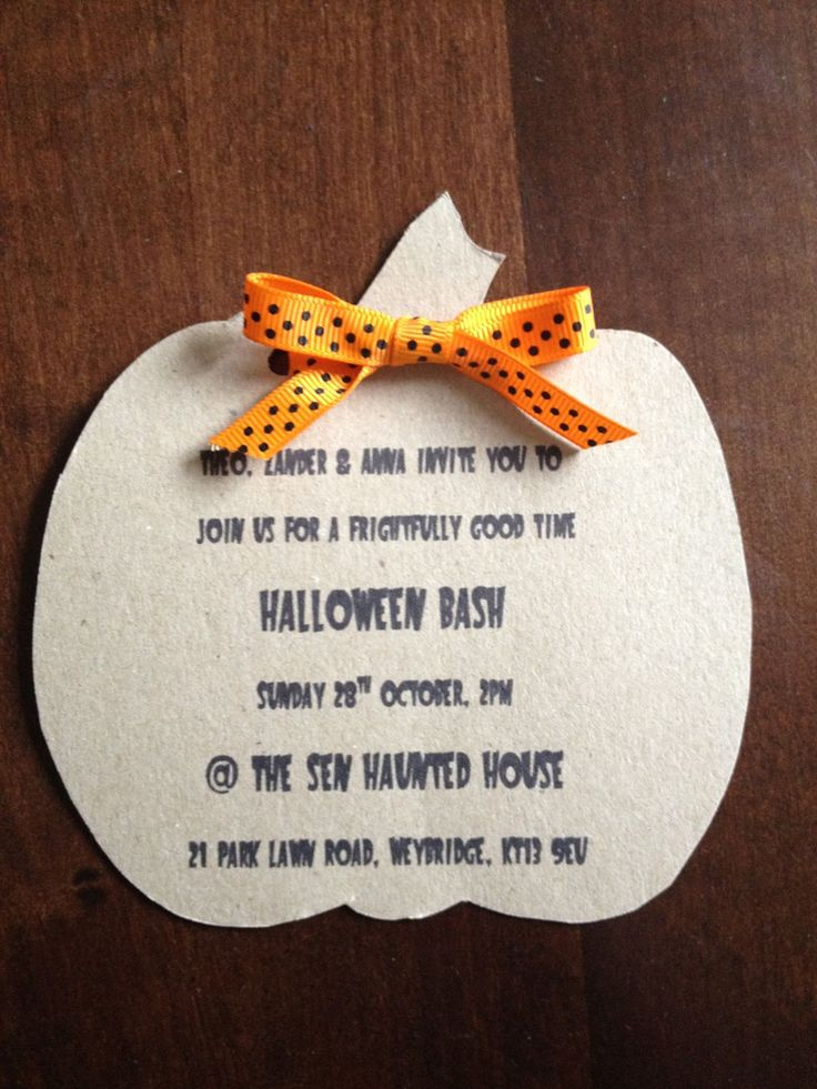 Ideas For Halloween Invitations is perfect invitations template