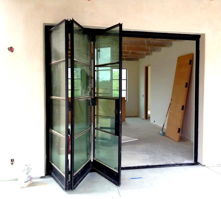 Portella custom steel doors and windows house project for Steel windows