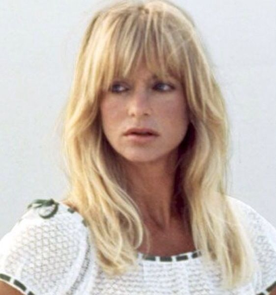 graduated hairstyles : Goldie Hawn Beauty tips Pinterest