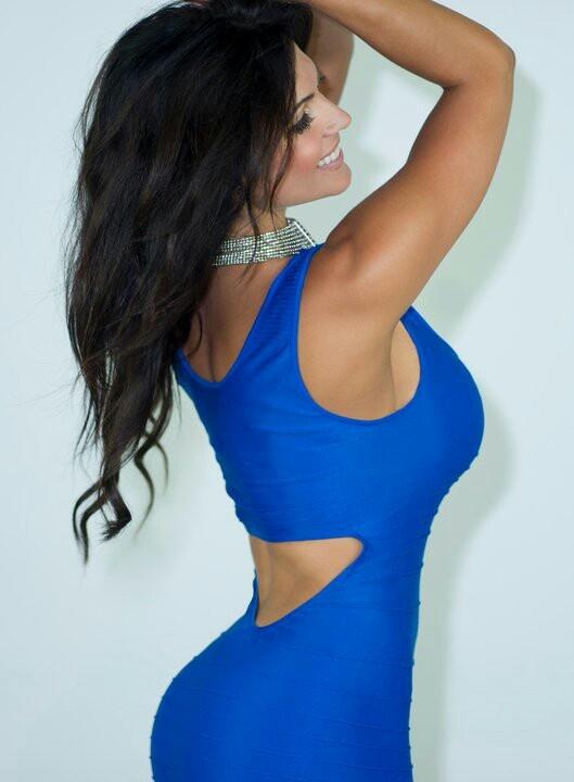 Denise milani blue heartbreakers pinterest