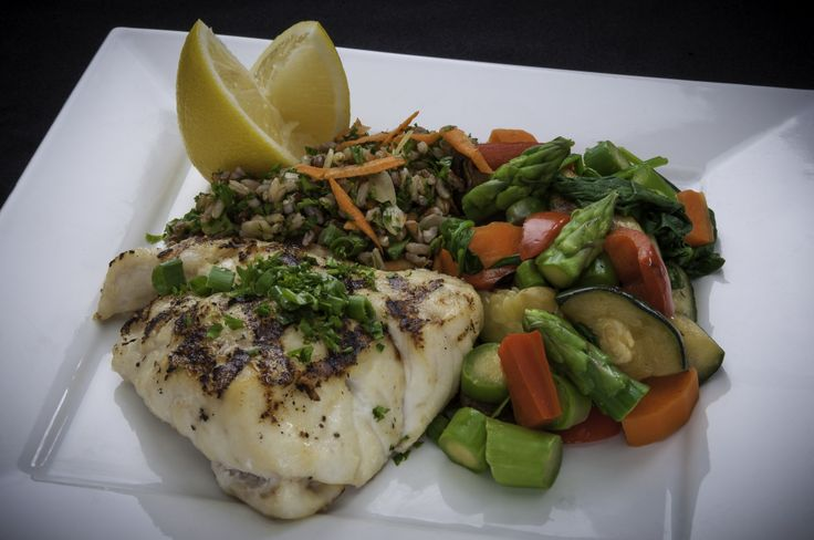 Grilled Black Grouper | pcos and insulin resistance | Pinterest