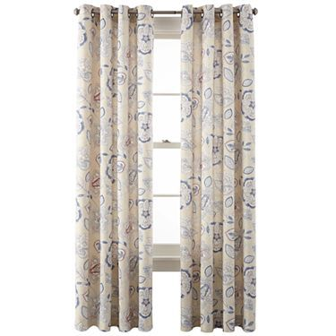 White Waffle Weave Shower Curtain Jcpenney Curtains Sheers