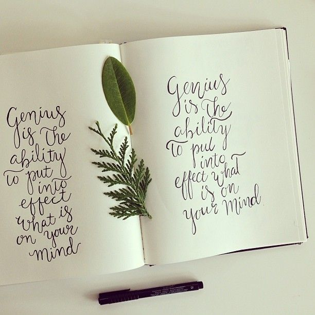 Hand Lettering Quotes. QuotesGram