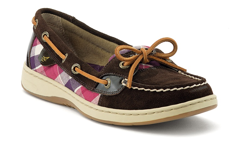 Sperry Top-sider Women's Angelfish Slip-On Boat Shoe. My new shoes for