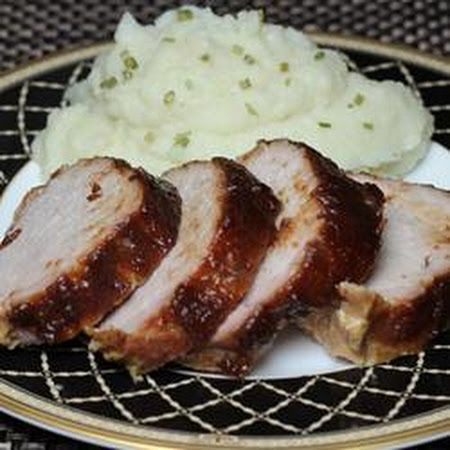 Apple Butter Pork Loin | I love food! | Pinterest
