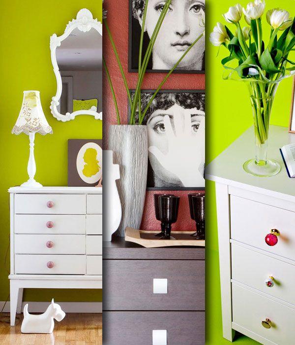 Comò e cassettiere: idee di stile per la tua casa