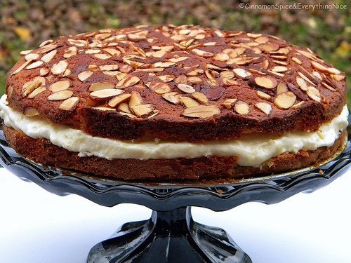 Bee Sting Cake (Bienenstich) | Recipe