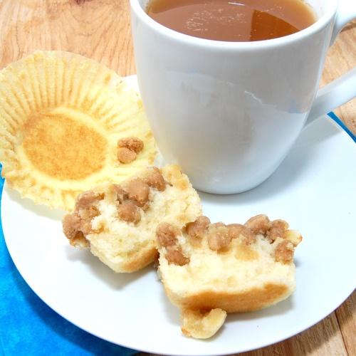 New York-Style Crumb Cake Muffins
