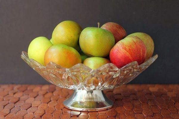 Sauteed Apples with Zaatar