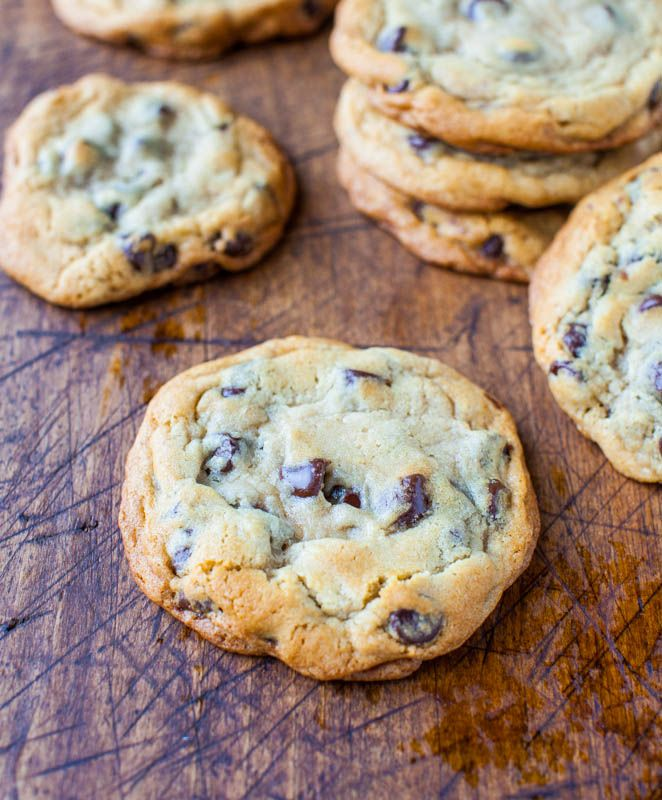 New York Times Chocolate Chips Cookies (from Jacques Torres) | Recipe