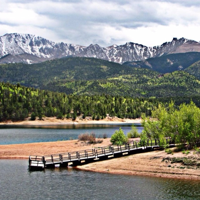 Pikes Peak In Colorado Springs: Pin By Pj Johnson On Places