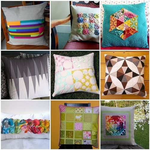 Pillows | DIY Home Decor | Pinterest