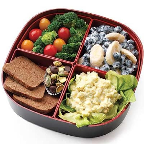 egg salad bento lunch recipe. Black Bedroom Furniture Sets. Home Design Ideas