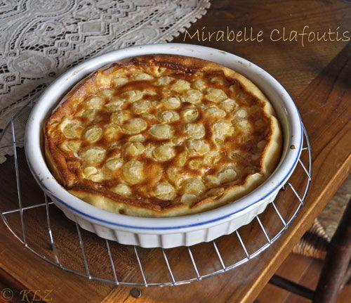 Mirabelle Clafoutis | Recipe