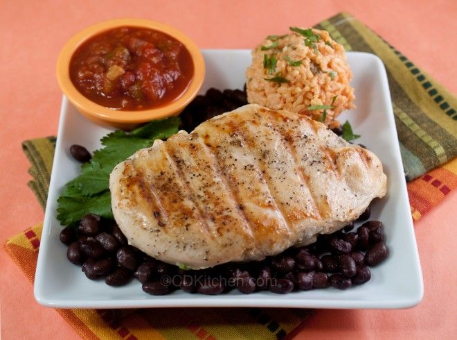 Chili's Margarita Grilled Chicken - CDKitchen.com - This simple ...