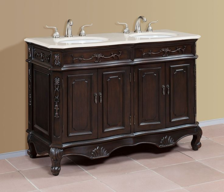 50 inch double sink bath vanity bathroom furniture for 50 inch double sink bathroom vanity