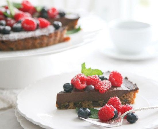chocolate chip cookie tart | Choco addict | Pinterest
