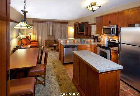 Grand californian 1 bedroom villas disney disneyland - Disney grand californian 2 bedroom suite ...