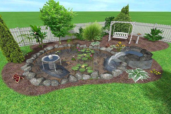 30 fabulous backyard landscaping ideas oklahoma for Landscape design okc