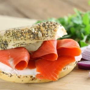 lox homemade wild alaskan lox recipes dishmaps wild alaskan smoked ...