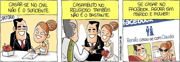 Casamentos  Imposiçõesda sociedade!!! I'm out! :(