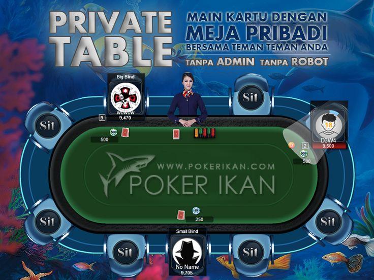 judi poker online terpercaya