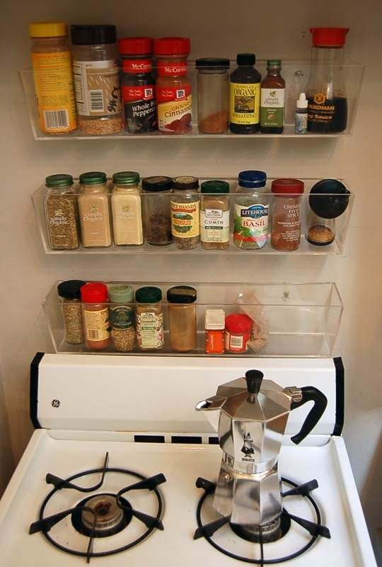 Ikea Grundtal Light Replacement Bulb ~ Rationell Variera Spice Rack from IKEA