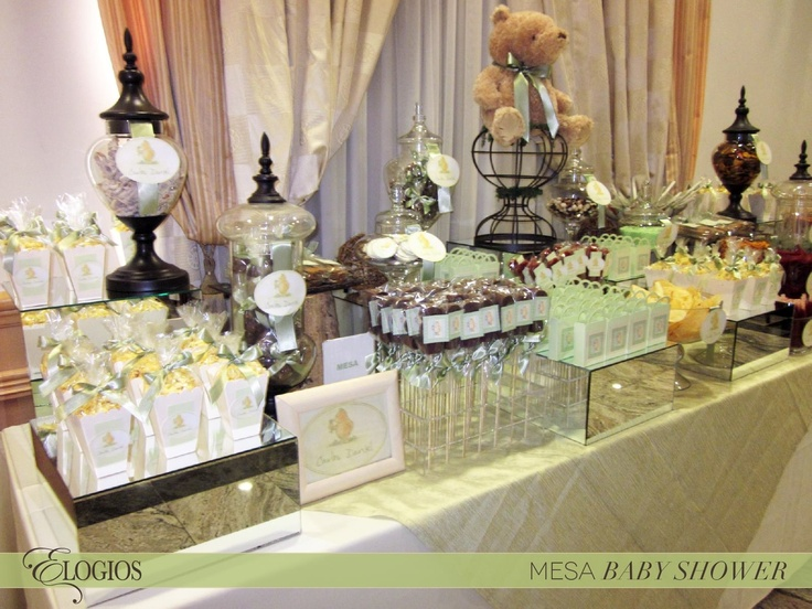 Elegant Candy Table