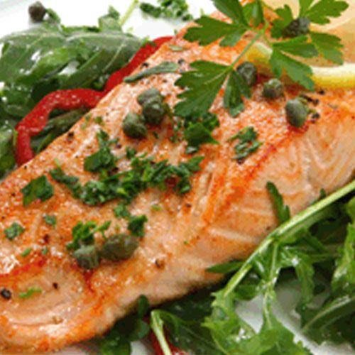 Salmon Shioyaki from Honba Sushi Restaurant | San Jose, CA