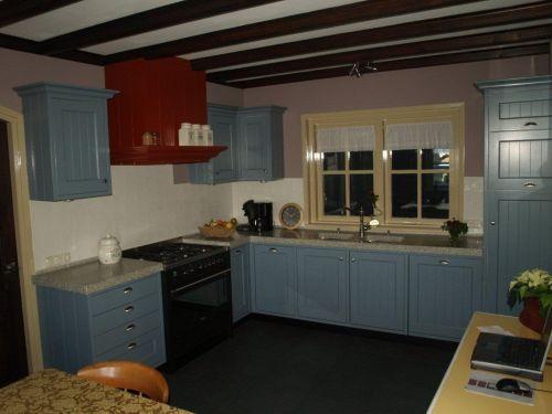 Landelijke Keuken Met Houten Laden ~ ConSEnzA for .